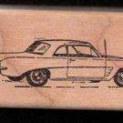 1961 Pontiac tempest vintage  Car  Rubber Stamp
