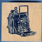 Crown Graphic Graflex Top Range Camera Rubber Stamp 2 x 3