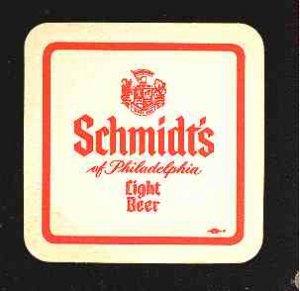 SCHMIDT'S Light Beer