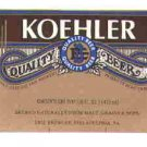 KOEHLER Beer Label / 16oz