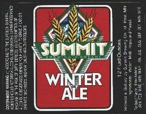 SUMMIT Winter Ale / 12oz.