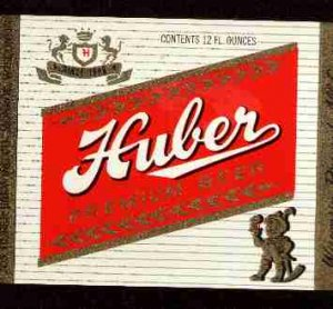 HUBER Premium Beer Label / 32oz