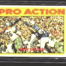 1972 Topps Pro Action JOHNNY UNITAS CD#251