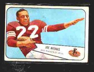 1954 Bowman F.B. JOE ARENAS cd#30