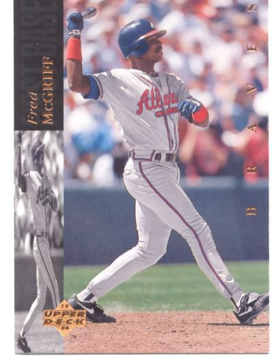Fred McGriff Upper Deck #225
