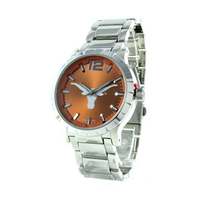 Licensed University of Texas Longhorn Collegiate Watch