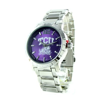 Licensed Texas Christian University Collegiate Watch