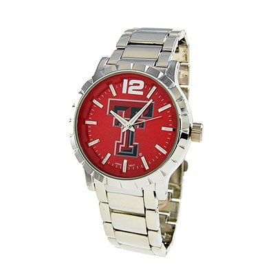 Licensed Texas Tech University Collegiate Watch