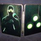 Splinter Cell Chaos Theory DLX Tin Promo