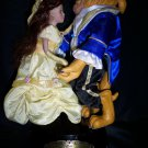 DISNEYS BEAUTY AND THE BEAST MUSICAL ROTATING STAND