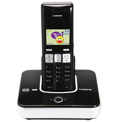 CIT310 iPhone Dual-Mode Cordless Phone for Yahoo! Messenger with Voice CIT310