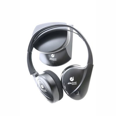 IR400T Able Planet Sound Clarity Infrared Headphone with Single Source Transmitter