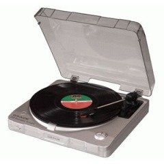 Intellitouch Communications  AVPUSB01S  PC Recordable Turntable