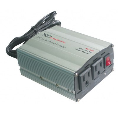 XO Vision   XO420  Power Inverter - 2 AC Outlets