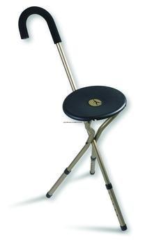 ALEX ORTHOPEDIC INC Tri-Seat Adjustable Seat Cane  MNT82002