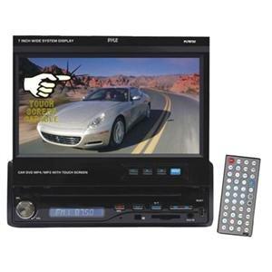 "Pyle PLTS72U Indash 7"" DVD Stereo Receiver"