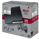 PS3 Hardware 320GB Core
