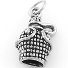 STERLING SILVER CANTEEN CHARM/PENDANT