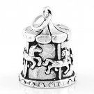 STERLING SILVER CAROUSEL MERRY GO ROUND 3D CHARM/PENDANT