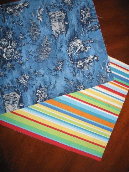 MT Fabric Choices #8 & 9