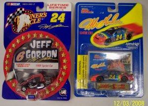 Jeff Gordon 89 Sprint Car and 95 RC Premier Edition Car