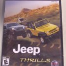 PS2 Jeep Thrills by Zoo Games Factory Sealed PlayStation 2