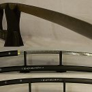 Kill Bill O-ren ishii&#39;s Lucy Liu Samurai Katana Sword