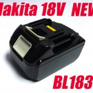 5 Pieces x Makita 18 v lithium-ion battery BL1830 NEW - 229.00 USD TOTAL Free Shipping!
