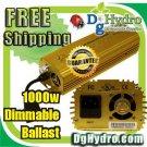 Hydroponic Ultra Grow 1000W E-Ballast, Dimmable