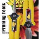 Precision Micro Shear & Micro Blade pruner trimmer hydroponic garden scissors