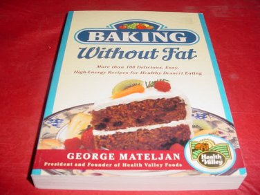 Baking Without Fat Cookbook