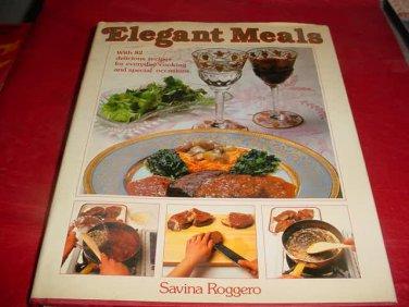 Elegant Meals Cookbook