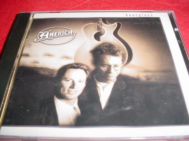 America Audio CD Hourglass
