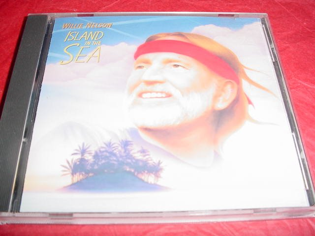 Willie Nelson Audio CD Island In The Sea