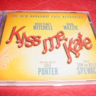 Kiss Me Kate The New Broadway Cast Recording Audio CD