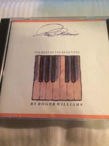 The Best Of The Beautiful by Roger Williams  Audio CD