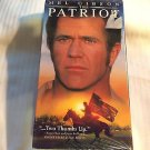Mel Gibson The Patriot VHS Video Brand New Sealed!