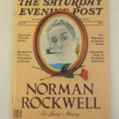 Saturday Evening Post Magazine, February 1979, Norman Rockwell:  In Loving Memory, Back Issue