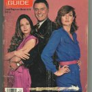 TV Guide Magazine, March 14, 1980, Dallas, J.R., Sue Ellen and Kristin; FREE SHIPPING