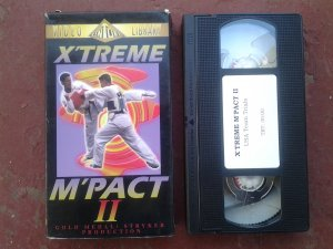 X'TREME M'PACT II: USA TEAM TRIALS - 1999, VHS; America's Best Martial Artists; RARE VIDEO