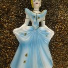 Vintage 1950-60s Walt Disney Collectible Ceramic CINDERELLA Figurine