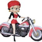 Betty Boop Motorcycle Figure