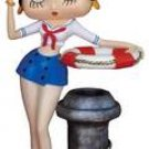 Betty Boop Sailor Pencil Holder