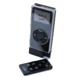 iJet remote/FM Trans nano blck