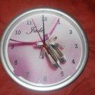 The Ballerina clock