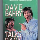 Dave Barry Talks Back Audiobook New Arte Johnson Sealed