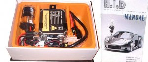Motorcycle HID Conversion kit H4 Single Headlamp 8000K