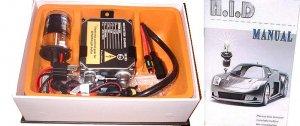 Motorcycle HID Conversion kit H4 Single Headlamp 12000K