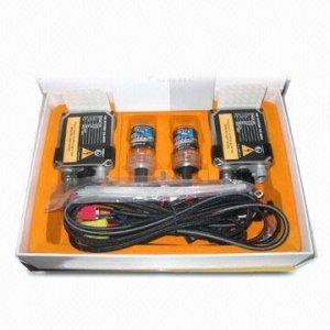Motorcycle HID Conversion kit H4 DUAL Headlamp 6000K