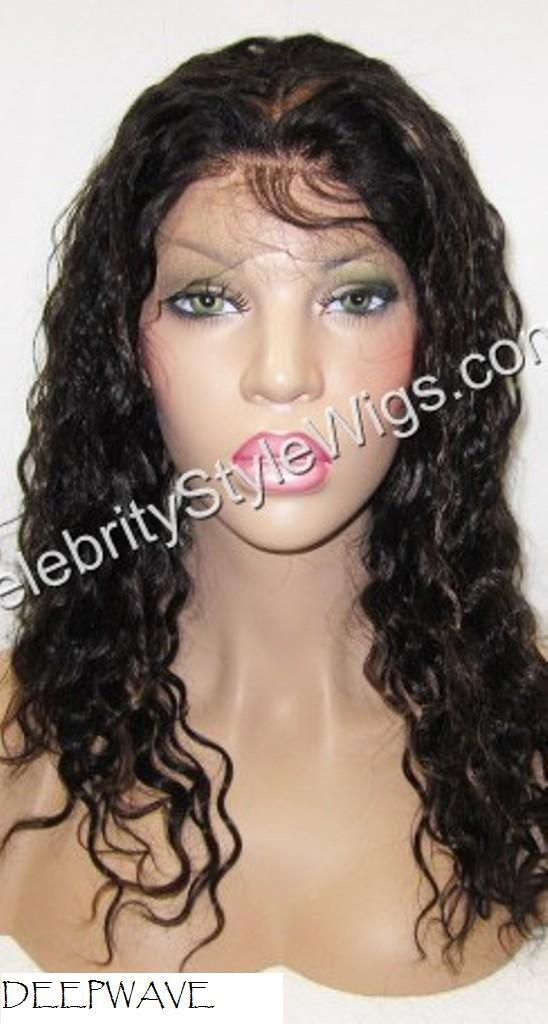 "12"" FULL LACE INDIAN REMY WIG ANY TEXTURE"